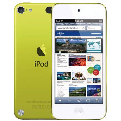 Bnib Ipod Touch 6 16gb Garansi Apple 1 Tahun Ready Semua Warna apple ipod touch 5th generation a1421 32gb yellow jakartanotebook