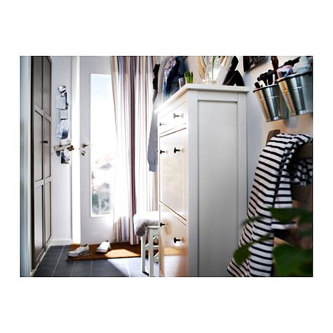 hemnes shoe cabinet with 2 compartments white 89x127 cm ikea hemnes shoe cabinet with 2 compartments white 89x127 cm ikea