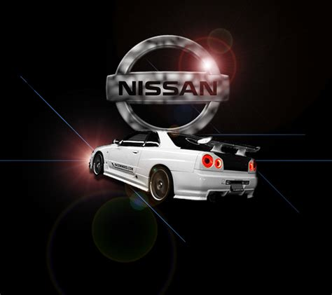 nissan logo wallpaper nissan logo wallpaper wallpapersafari