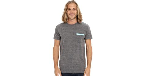 glove jimmy jazz t shirt in gray for black snow