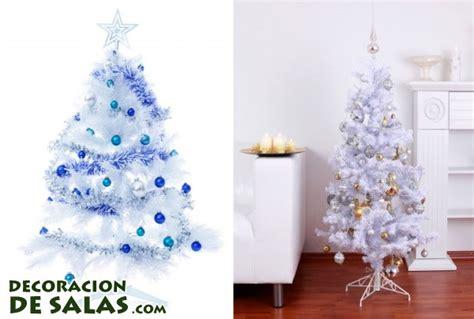 193 rboles de navidad en color blanco
