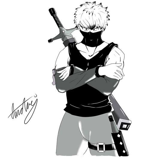 imagenes anime ninjas oc ninja anime style by ailijevic on deviantart