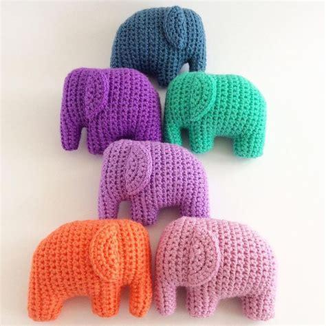 Elephant Rug Crochet Tutorial by 25 B 228 Sta Crochet Elephant Id 233 Erna P 229