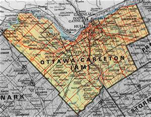 map of ottawa canada and surrounding area l ontario en 233 volution la municipalit 233 r 233 gionale d ottawa