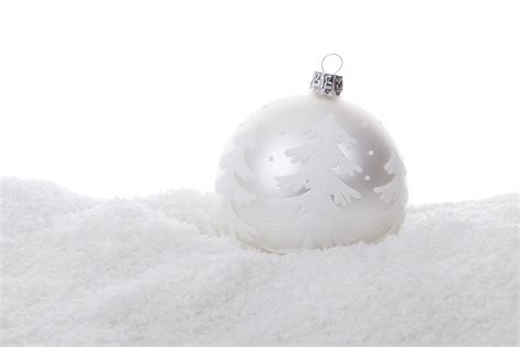 white christmas ball free stock photo public domain pictures