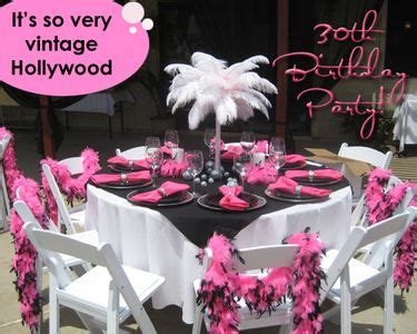colour themes for 30th birthday 20 best 30th birthday party ideas images on pinterest