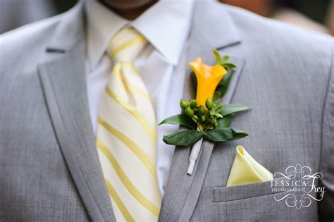 grey yellow grey and yellow wedding jessica frey wedding photography