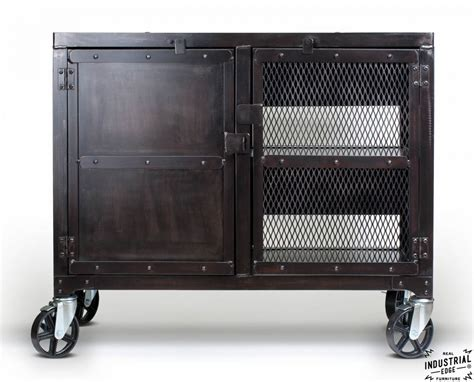 kitchen cart cabinet industrial rolling kitchen cart wine cabinet real
