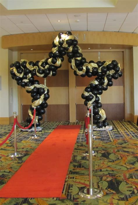 carpet themed decorations event decorating company lake gibson