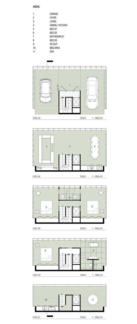 Homes With Floor Plans cliff house modular design concept modscape prefab