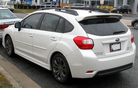 Subaru Impreza Outback Image Gallery 2014 Outback Sport