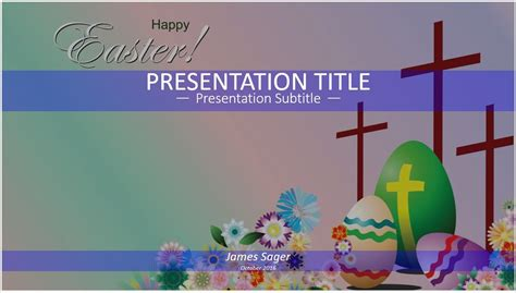 template powerpoint easter easter powerpoint free easter powerpoint by sagefox