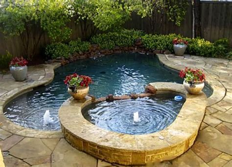 Swimming Pool Ideas For Small Backyards 17 Best Images About Pool Ideas On Small Yards Small Backyards And Small Yard Design