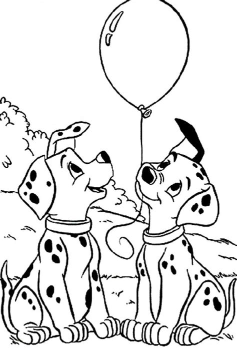 101 dalmatians 2 coloring home