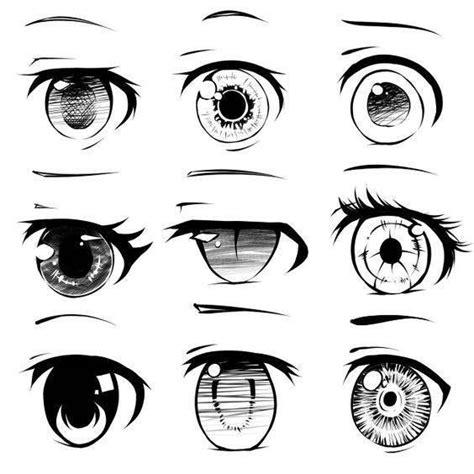 arte manga ojos nariz y orejas como aprender a dbujar anime y manga a lapiz 3 anime