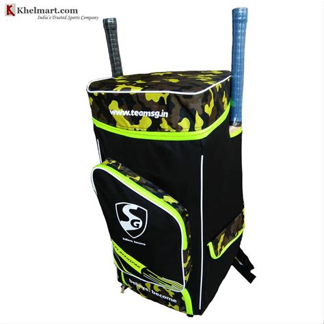 sg pro playerspak cricket kit bag combo buy sg pro