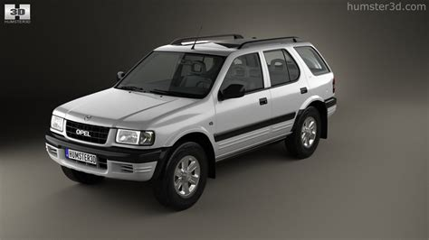 opel frontera 1998 opel frontera b pictures information and specs