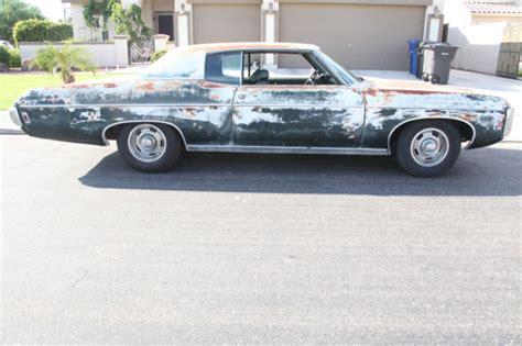 1969 chevrolet impala 2dr custom coupe all original 1
