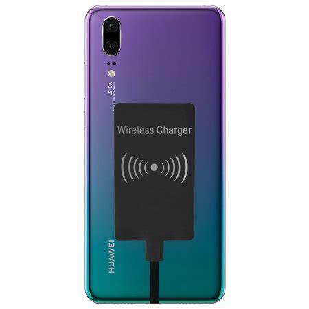 huawei p ultra thin qi wireless charging adapter