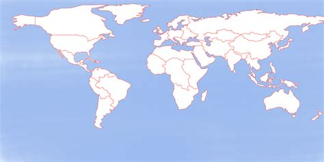 White World Map by Pics Photos Widescreen World World Map Black And White