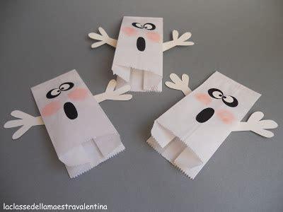 un altro modo per dire porta la classe della maestra valentina i sacchetti fantasma
