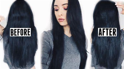 first impression bellami jet black hair extensions youtube black vs jet black hair bing images