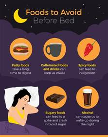 Food Before Bed The Best Midnight Snacks To Put You Back Into Bed