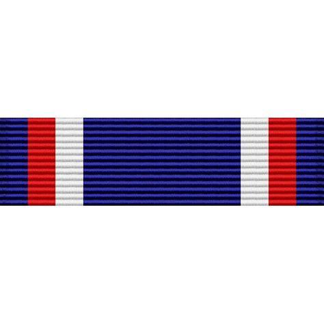 Vanguard Rack Builder by Kansas National Guard Service Medal Ribbon Usamm