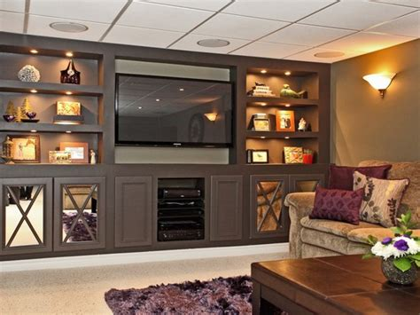 basement designs basement shelving ideas homesfeed