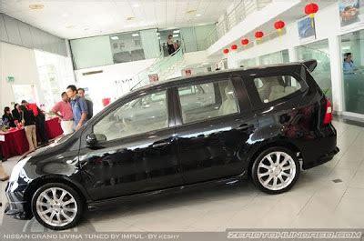 Cermin Kereta Nissan Grand Livina berita kereta nissan mpv grand livina impul
