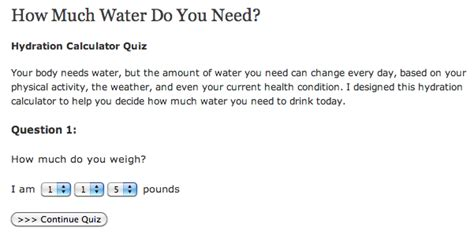 hydration calculator per day5040101010104030504021090900 01 be intentional baby step 4 drink your daily