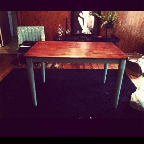 refinishing butcher block table refinished butcher block kitchen table my pictures