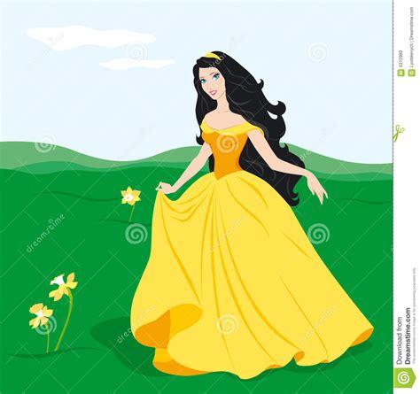 charming princess royalty free stock images image 4312989