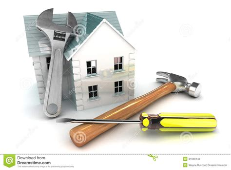 home improvements royalty free stock photos image 31669148