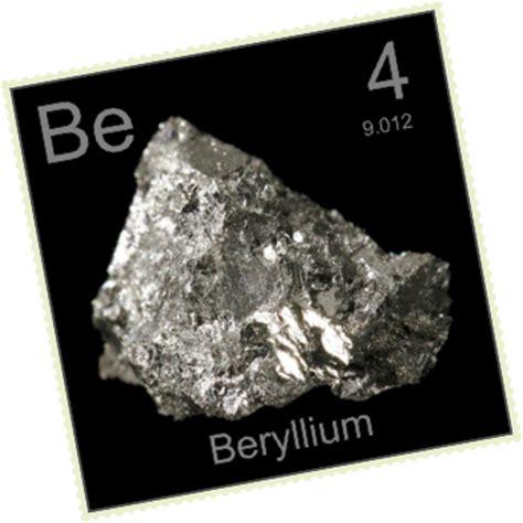 Aluminum Barium Strontium Detox by Beryllium