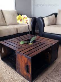 crate coffee table anything everythinganything