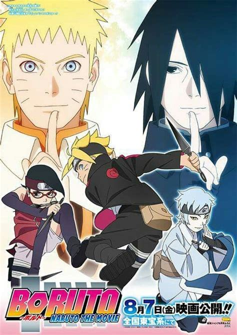 nonton film gratis boruto naruto the movie 55 best images about boruto naruto the movie on pinterest