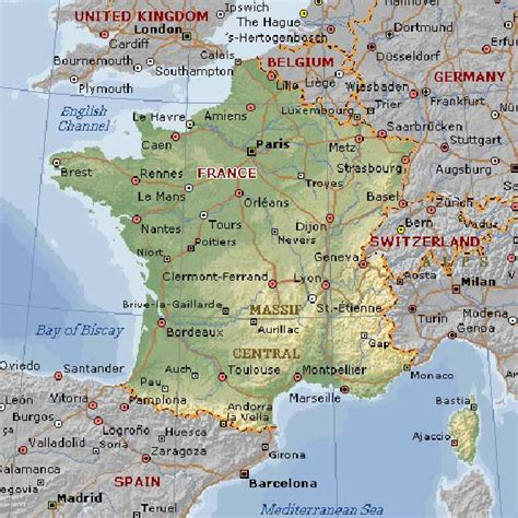 printable maps france 6 best images of printable map of france free printable