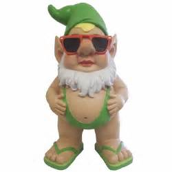 Crab Decorations For Home asda gnome 12 quot gavin mankini only 39 99 at garden fun