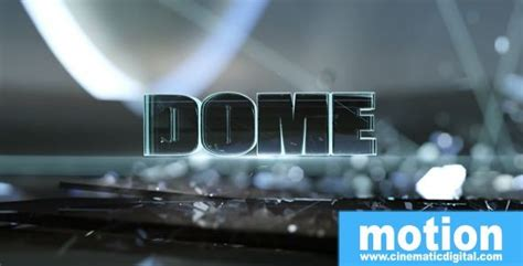 cinema 4d templates the dome id videohive