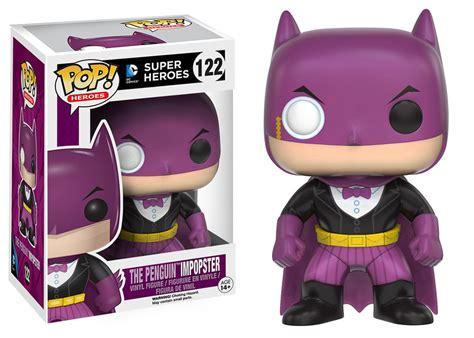 Funko Pop Batman Two Impopster funko pop batman batgirl impopsters mightymega