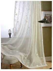white cotton voile curtains free shipping finished white cotton embroidered voile