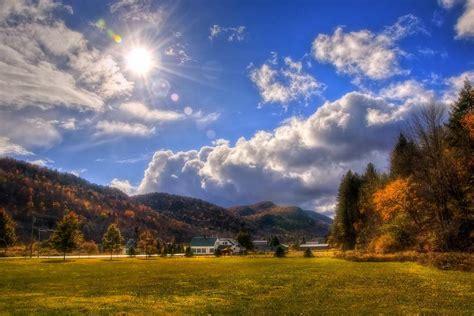 Duvet Green Vermont Green Mountains Autumn Photograph By Joann Vitali