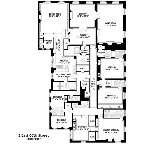 apartment floor plans nyc luxury apartment floor plans nyc home deco plans