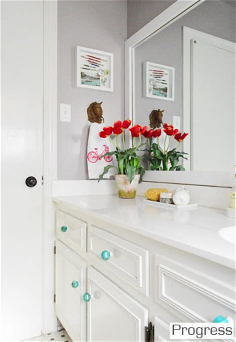 satin paint in bathroom our paint colors young house love