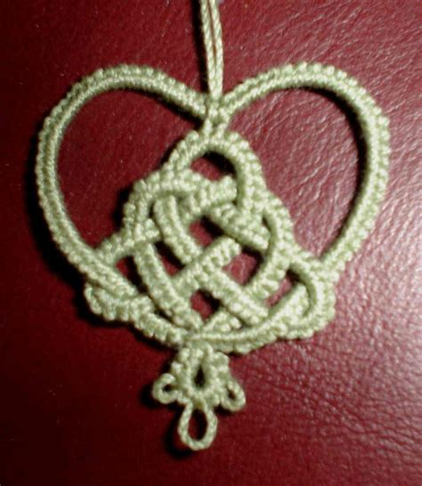 Knot Patterns - celtic tatting