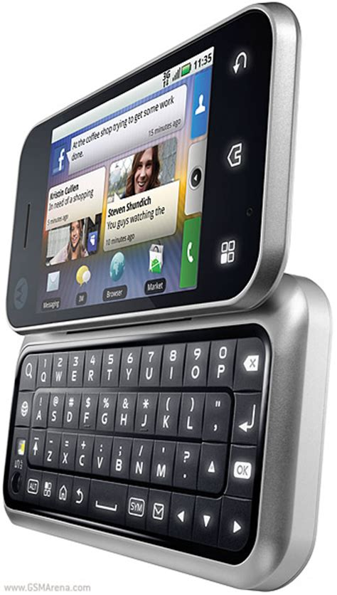 Hp Motorola Mb300 Backflip Motorola Backflip Smartphone Android Disain Unik Dan Aneh Review Hp Terbaru