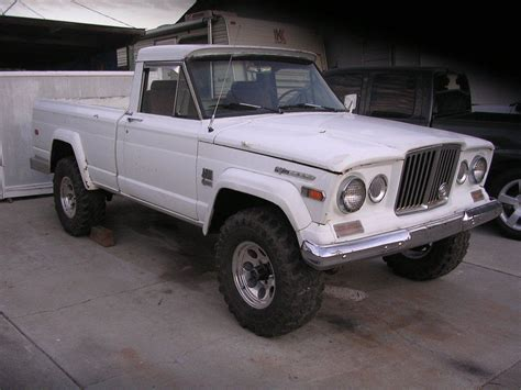 Kamero07 1972 Jeep Gladiator Specs Photos Modification