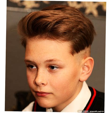 Best Hairstyles For Boys 2016 by 12 Year Boy Hairstyles Best 2016 Ellecrafts