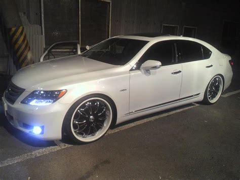 Handcrafted Ls - lexus ls 460 custom wheels quotes